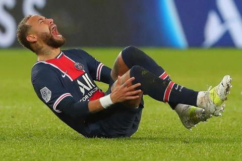 PSG's Leonardo: Contract Talks with Neymar 'on Track'