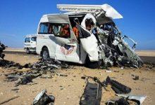 صورة حبس قائد سيارة النقل بحادث الكريمات على ذمة التحقيقات