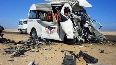 صورة أحد أقارب ضحايا حادث الكريمات: فقدت 11 فردا من عائلتي كانوا عائدين من عزاء خالتي
