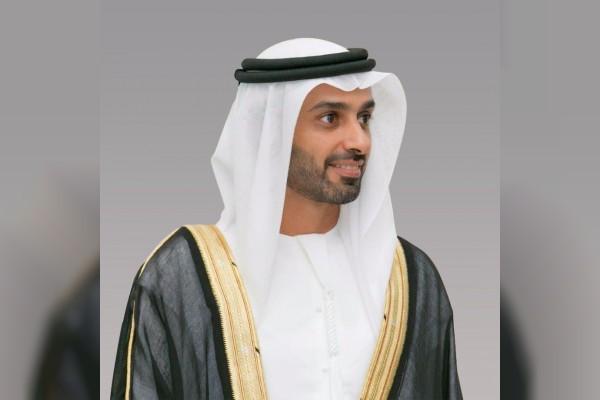 """أحمد بن حميد النعيمي : إعلان  """"عام الخمسين"""" لحظة تاريخية لرسم مستقبل مشرق"""