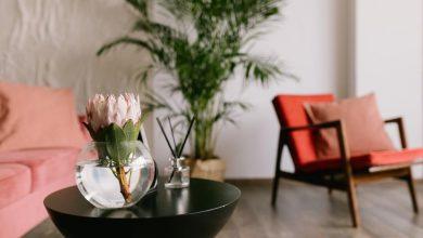 صورة أفكار لتنسيق الورد في المنزل