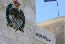 صورة الاعتداء على شخص ومحاولة سرقة قاصة حديدية من محطة وقود في عمان