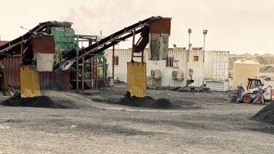 صورة السكنية أنقاض الدواجن والصناعات التحويلية مازالت في موقع مشروع جنوب سعد العبدالله