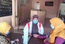 صورة المنيا: فحص 28213 سيدة ضمن المبادرة الرئاسية للعناية بصحة الأم والجنين