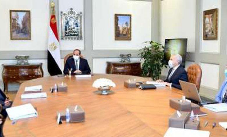 الرئيس السيسي يوجه الحكومة بإجراء حركة ترقيات  2021