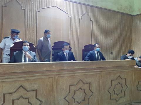 تأجيل إعادة محاكمة 5 متهمين في أحداث فض اعتصام النهضة لـ5 أبريل