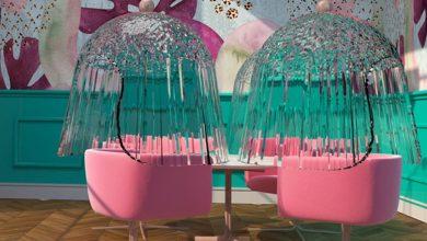 """صورة تصميم المطاعم المستقبلي بين الـ""""بلكسي"""" والزجاج"""