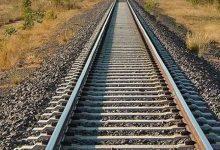 صورة إصلاح عطل قطار بني سويف لم يتجاوز ساعة