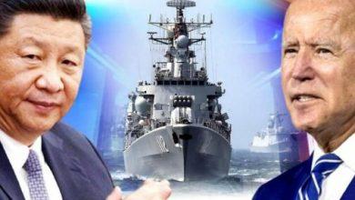 صورة تقرير استخباراتي أمريكي: الصين تتخطى أمريكا كأكبر قوة بحرية في العالم