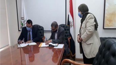 خلال توقيع الاتفاق