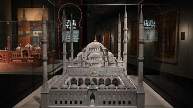 """صورة شاهد.. """"إثراء"""" يفتتح """"شطر المسجد"""" بمجموعة ضخمة من القطع الأثرية"""