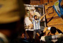 صورة تداول فيديو يظهر الحالة الصحية للأسطورة الأرجنتينية مارادونا قبل وفاته