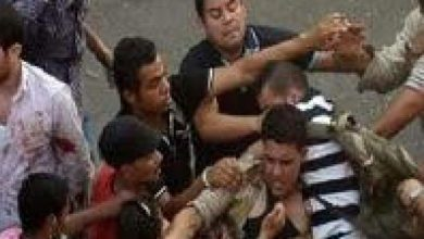 ضبط 6 أشخاص في مشاجرة بسبب خلافات الجيرة بدار السلام