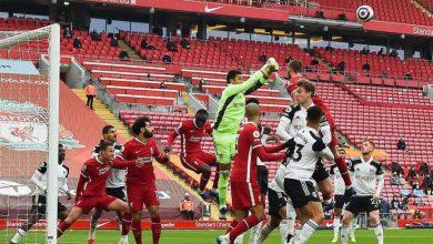 صورة فولهام يضاعف محنة ليفربول بفوز تاريخي في عقر داره
