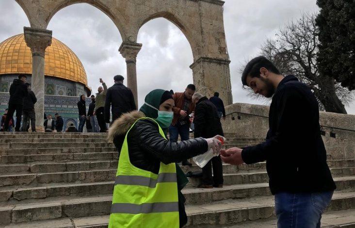 كورونا في القدس: معظم الأحياء تنتقل للبرتقالي والأصفر