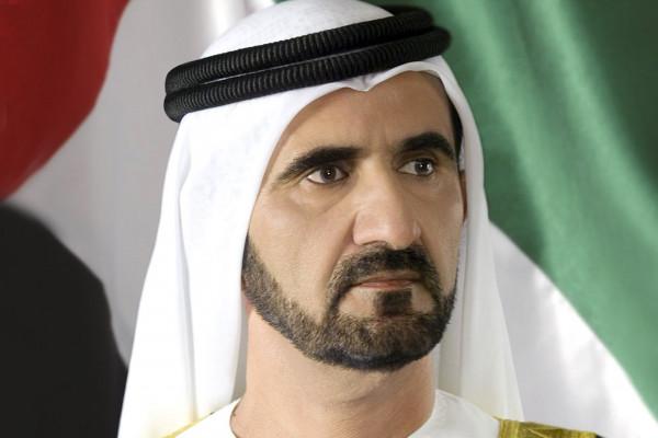 محمد بن راشد يتلقى تعازي ملوك ورؤساء الدول الشقيقة في وفاة حمدان بن راشد