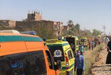 مدير مستشفي سوهاج التعليمي: استقبلنا 15 ضحية من حادث قطاري سوهاج حتى الآن