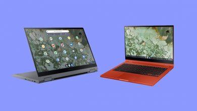 صورة مراجعة شاملة لحاسوب Galaxy Chromebook 2 من سامسونج