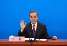 صورة وزير الخارجية الصيني: بكين ستقدم المزيد من الدفء والأمل للعالم