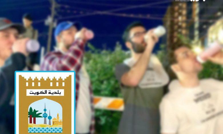 البلدية تتوجه لمخالفة كافيه يقدم المشروبات.. بـ«الممية»