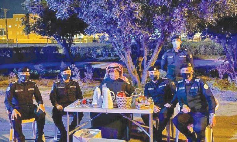 الشيخ ثامر العلي لرجال الأمن: الحزم حيال من يكسر الحظر