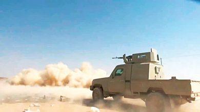 """صورة """"الشرعية"""" تدمر تعزيزات حوثية بمأرب.. وتستهدف تجمعات المتمردين"""