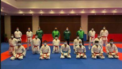 أخضر الكاراتيه يبدأ تحضيراته لبطولة الدوري العالمي في لشبونة