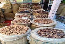 صورة أسعار البلح مع خامس أيام شهر رمضان