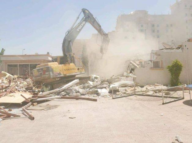 إزالة التعديات على نفقة المتعدي.. وللمتضرر اللجوء للقضاء - أخبار السعودية