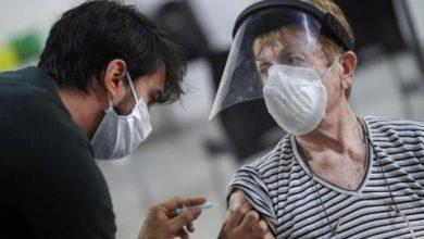 صورة إصابة 5800 أميركي بـ«كورونا» بعد تلقيهم جرعتي اللقاح