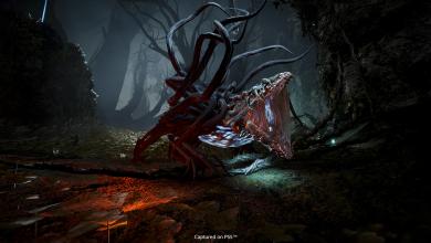 صورة إعلان جديد للعبة Returnal يُسلط الضوء على تنوع الأعداء