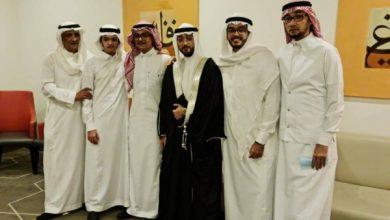 احتفال التركستاني والساسي بزواج اليزيد - أخبار السعودية