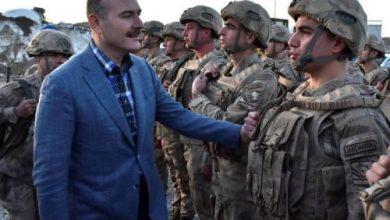 صورة استقالة وزير الداخلية التركية تكشف صراعًا شرسًا بين أروقة السلطان