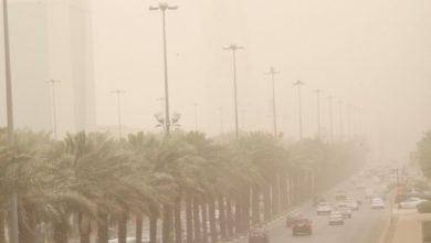 «الأرصاد»: غبار على الرياض.. وعوالق ترابية على عدة مناطق - أخبار السعودية