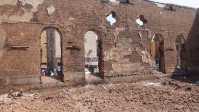صورة «الاختيار 2» يرصد حرق الإخوان للكنيسة الإنجيلية بالمنيا عقب فض رابعة