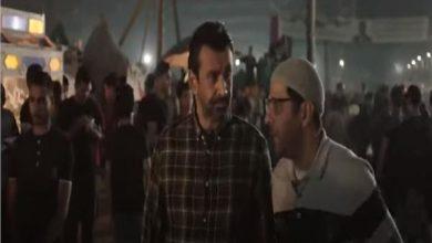 إياد نصار يجسد دور الشهيد محمد مبروك
