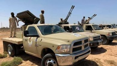 الجيش الليبي يرفع درجة الاستعداد قرب الحدود مع تشاد