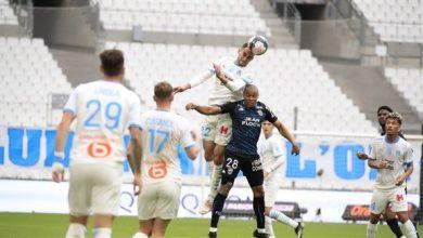 صورة الدوري الفرنسي: مارسيليا يهزم لوريان