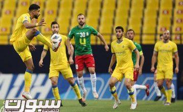 صورة النصر يفتتح مشواره الآسيوي بتعادل سلبي أمام الوحدات الأردني