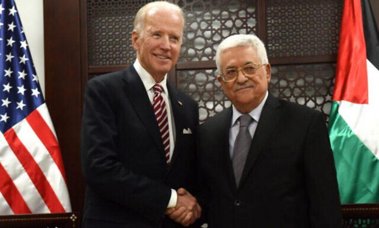 بعد استئناف المساعدات للفلسطينيين، بايدن يؤكد دعمه لحل الدولتين
