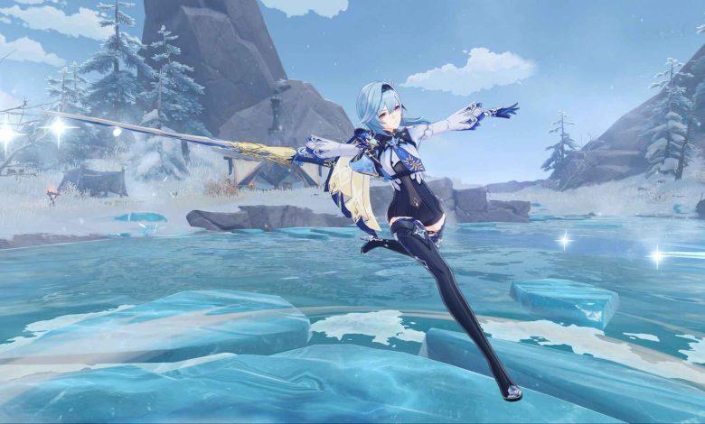 تحديث لعبة Genshin Impact الأخير يدعم منصة PS5 بدقة عرض 4K.