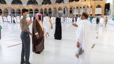 صورة تفويج أكثر من ١٥ مليون معتمر ومصل بالمسجد الحرام – أخبار السعودية