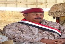 صورة رئيس عمليات اللواء 11 حرس حدود يعزي قائد المنطقة الاولى قائد اللواء 37 مدرع في وفاة زوجته