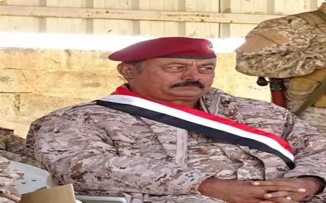 رئيس عمليات اللواء 11 حرس حدود يعزي قائد المنطقة الاولى قائد اللواء 37 مدرع في وفاة زوجته