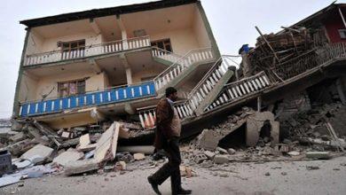 صورة زلزال بقوة 5.1 درجة يضرب جنوب غربي تركيا