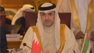 السفير هشام الجودر سفير البحرين بمصر
