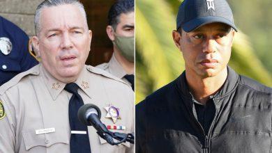 شرطة لوس أنجلوس تكشف سبب حادث تايغر وودز - أخبار السعودية