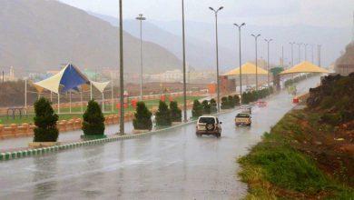 صورة طقس الأحد.. الفرصة مهيأة لهطول أمطار رعدية على 4 مناطق