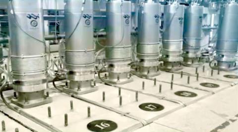 طهران تباشر إنتاج اليورانيوم المخصب بنسبة 60 %
