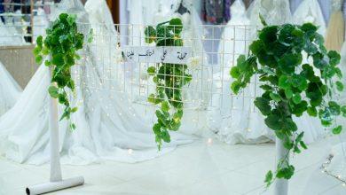 صورة فساتين وكماليات لليلة الزواج مجانًا بتيماء.. وهكذا يمكن لكل عروس